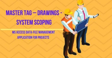 ​MASTER TAG – DRAWINGS – SYSTEM SCOPING?